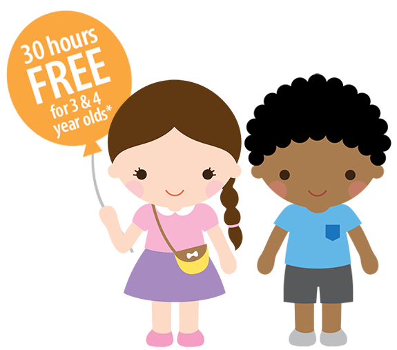 30 Hours Free Early Learning For 3 and 4 year olds *